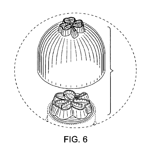 A Bingo Dobber for St. Patrick's Day protected by a patent