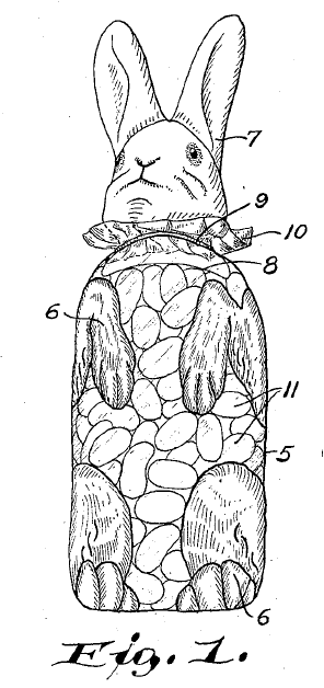 Easter packaging design protected by a Patent Attorney