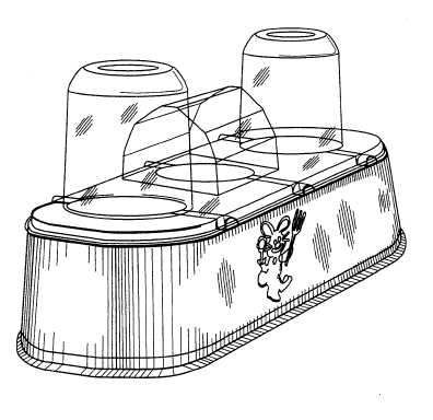 Easter toy protected by a Patent Attorney