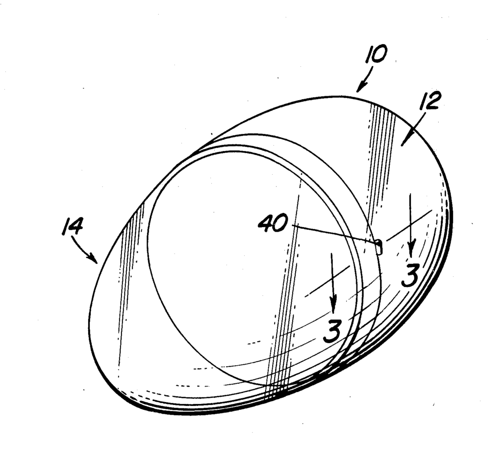 Easter toy design protected by a Patent Attorney